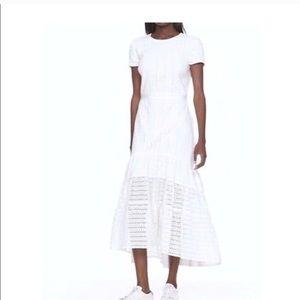 Dresses & Skirts - Eyelet Midi Dress